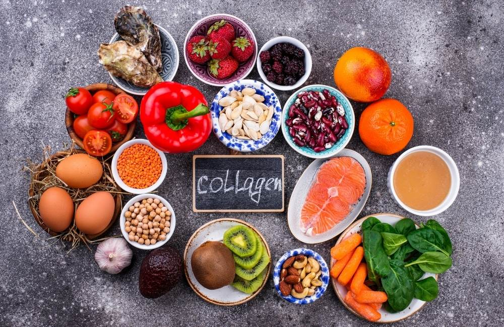 Collagen Rich Foods High in Collagen