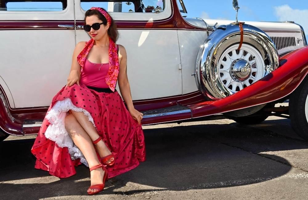 Ways to Save Money on Fabulous Vintage Style Clothing