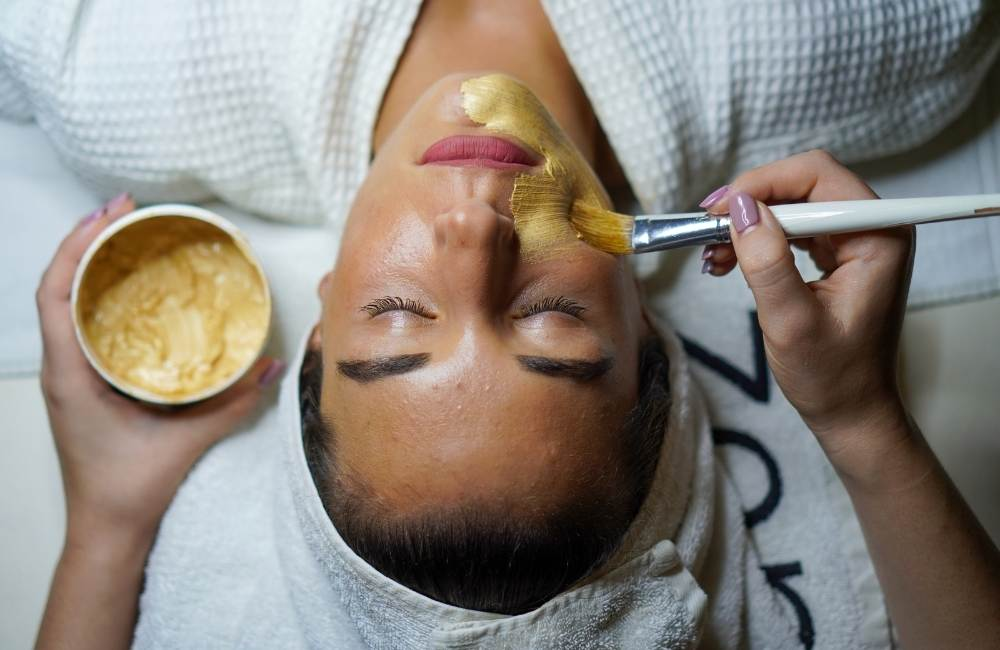 chemical peel to fade blemishes