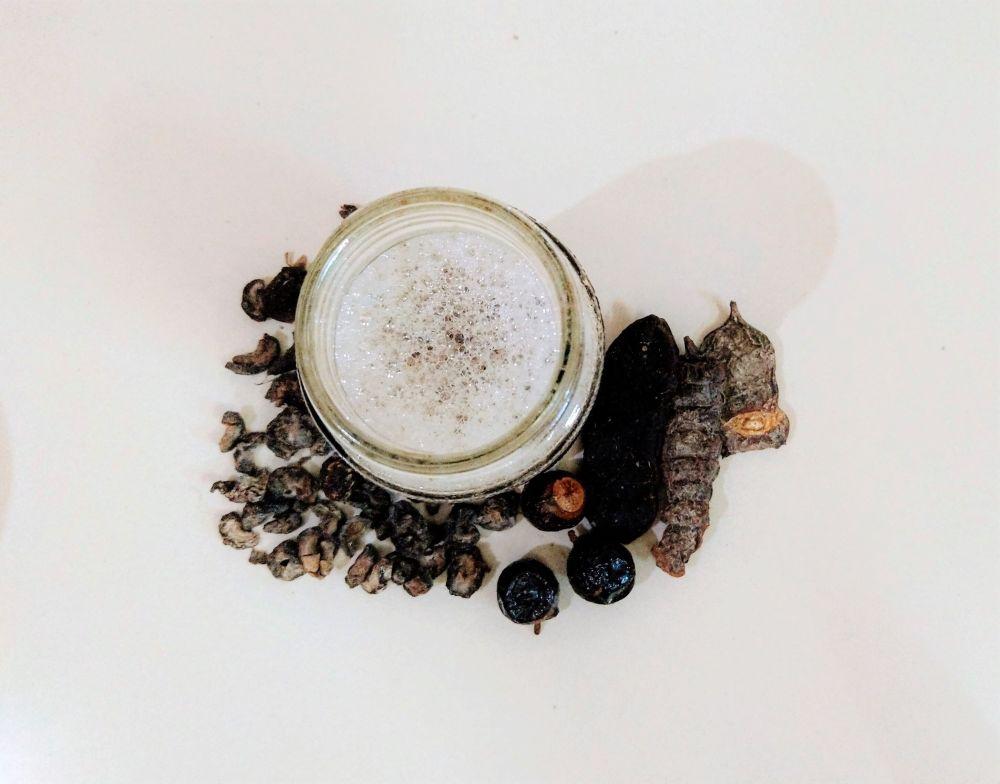 DIY Herbal Shampoo for Hair Growth