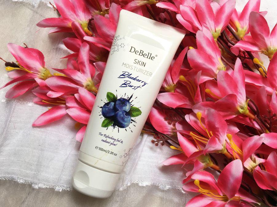 DeBelle Blueberry Skin Moisturizer