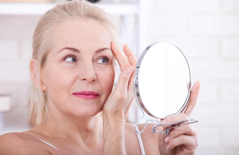Restore Collagen in the Face