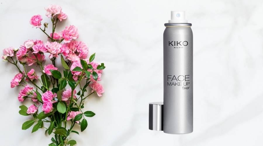 KIKO Spray Makeup Fixer
