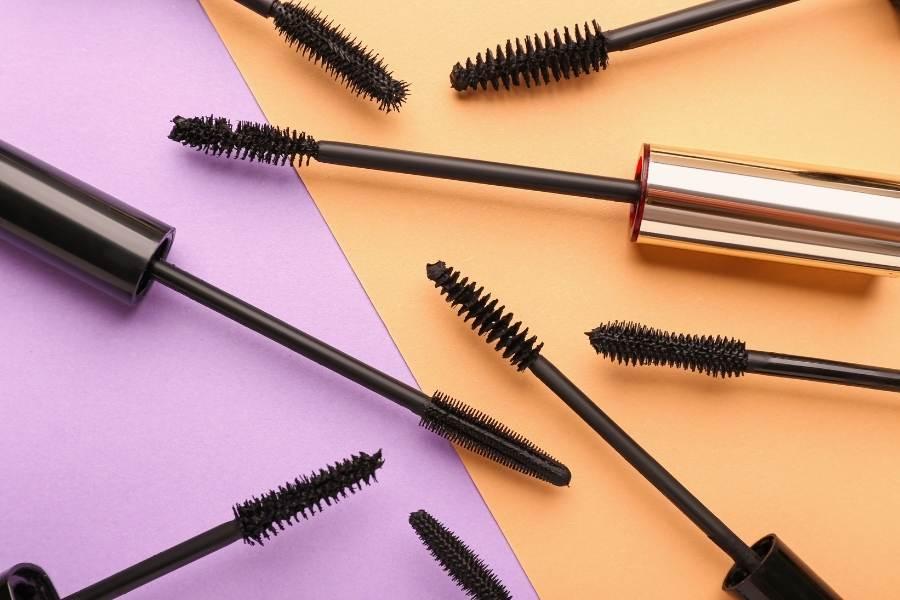 mascara wand types