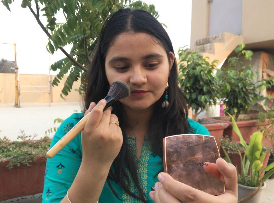 faces ultime pro hd matte brilliance pressed powder