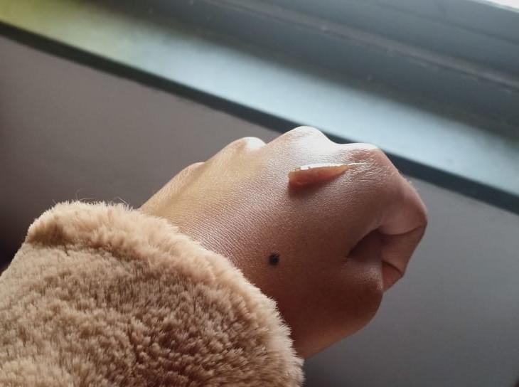 THE FACE SHOP Smart Peeling Honey Black Sugar Scrub Review
