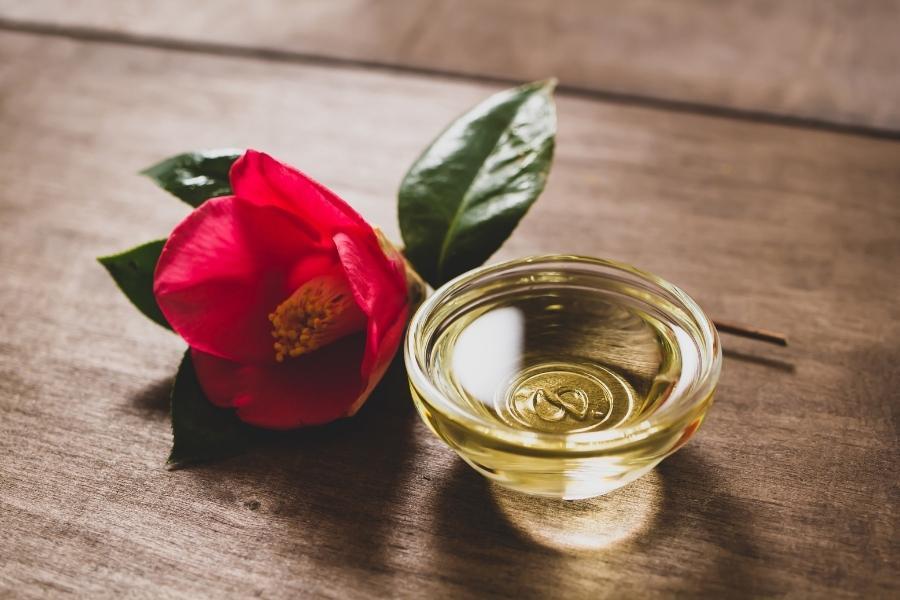 camellia oil for face