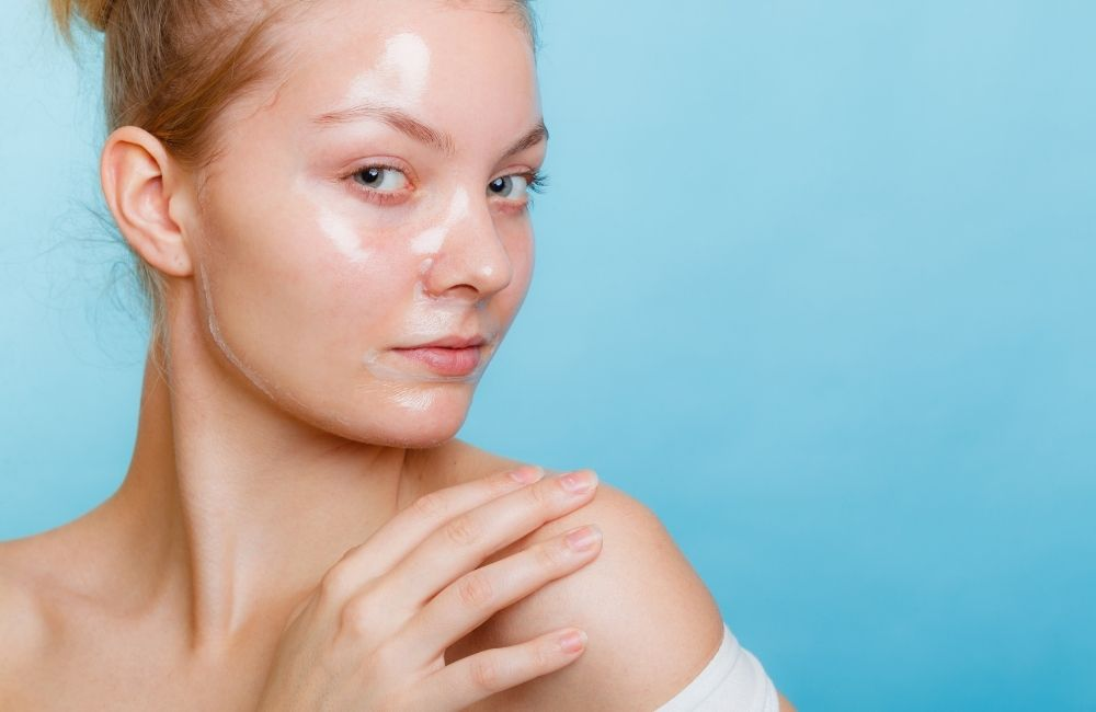 DIY Peel Off Face Masks for Acne