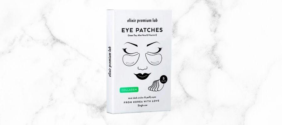Elixir Premium Lab Collagen Eye Patches