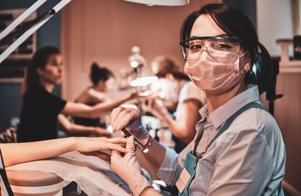 Becoming a Nail Technician