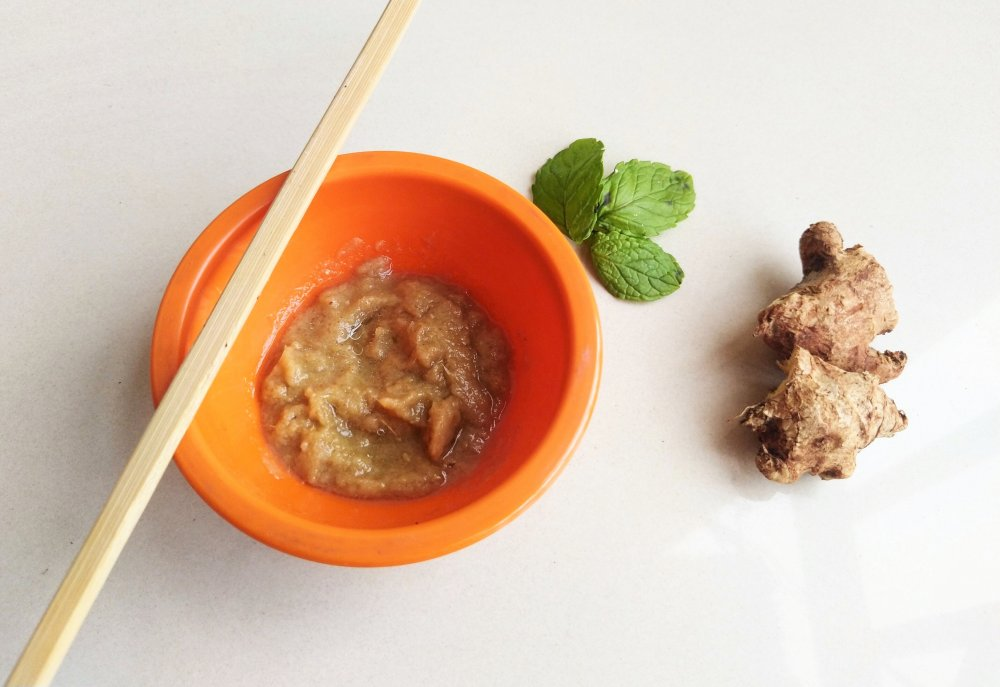diy ginger face mask recipe