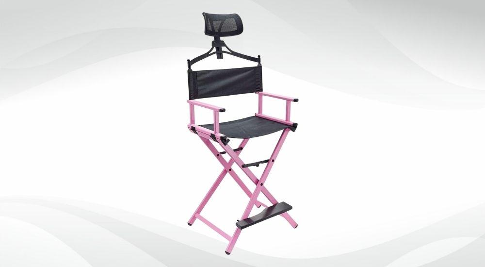 Folding Makeup Artist Chair