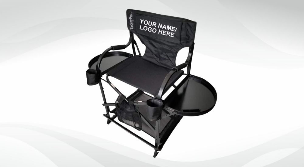 TuscanyPro Portable Makeup Chair